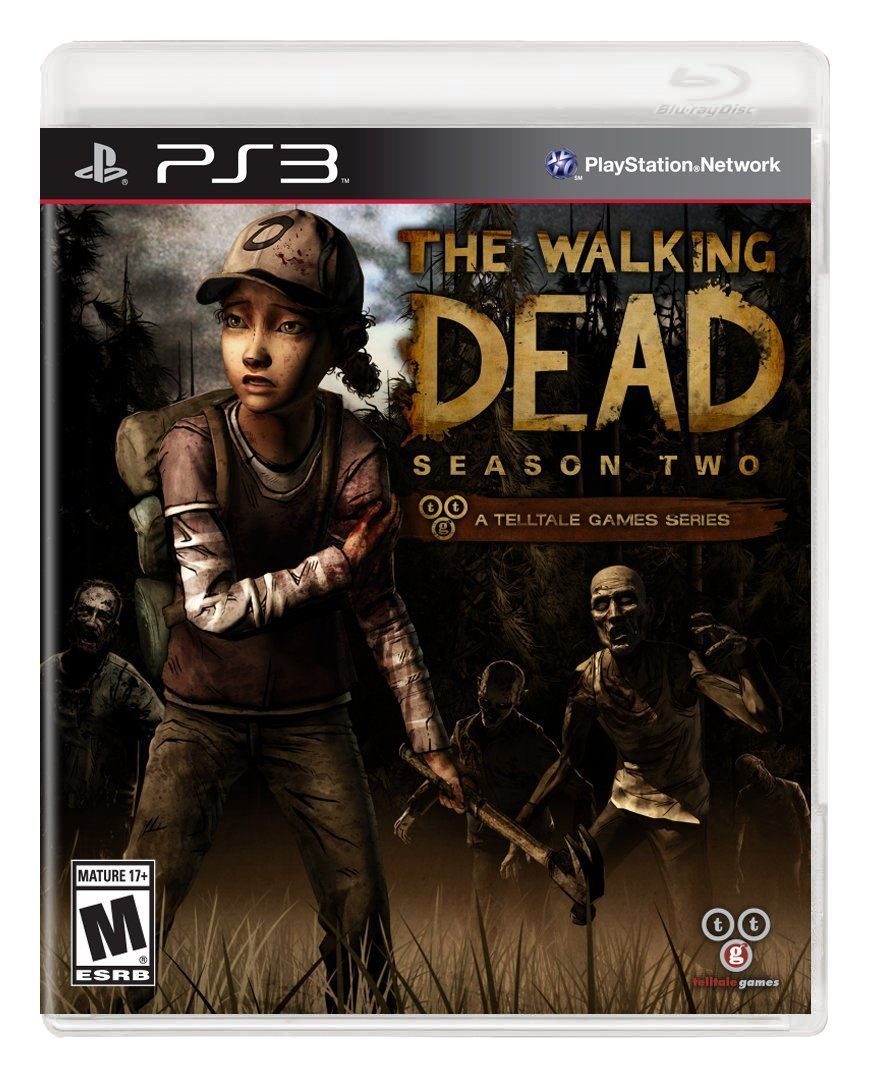 SONY PS3 Walking Dead Season 2