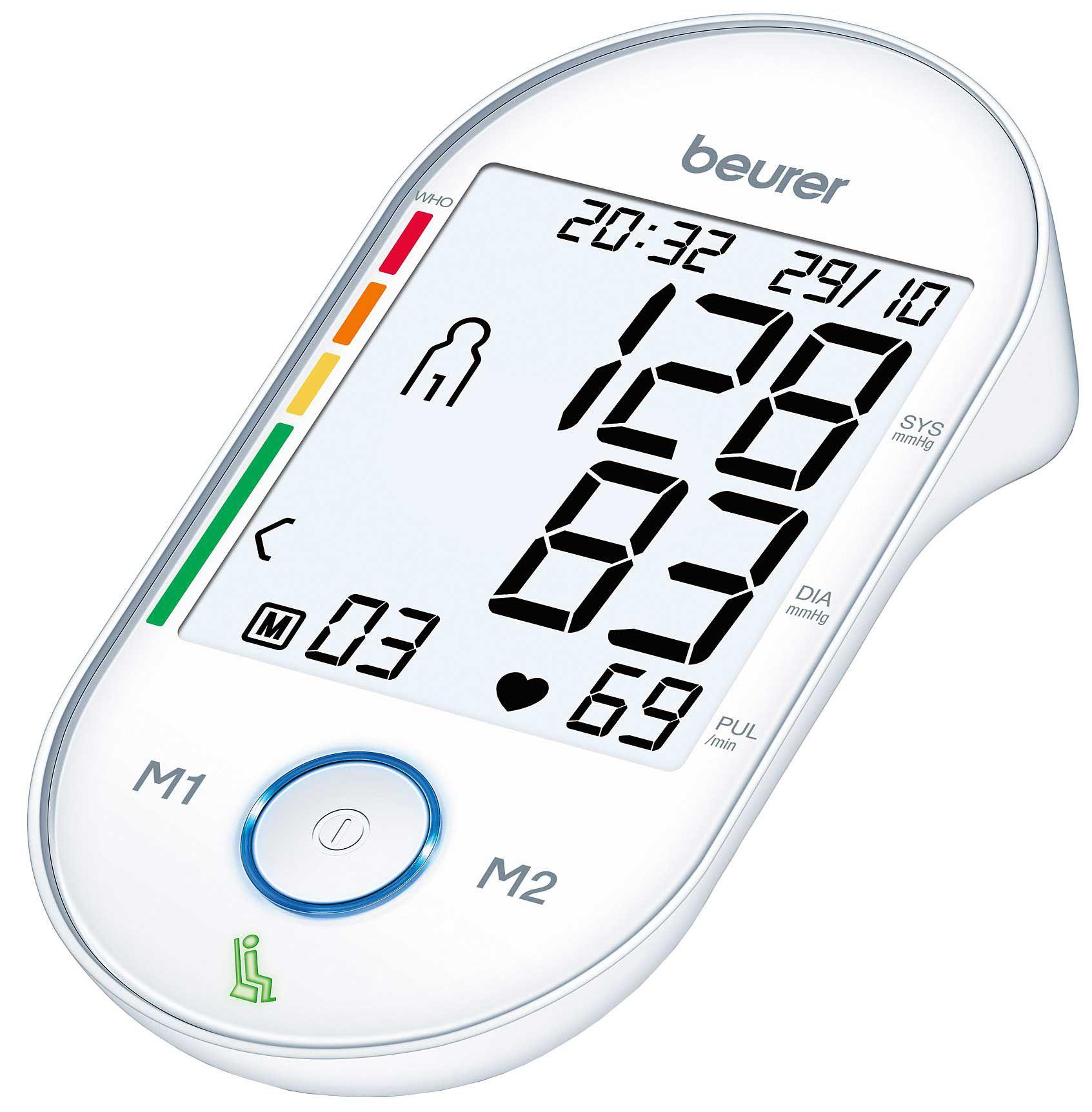 Beurer BM 55 asinsspiediena mērītājs