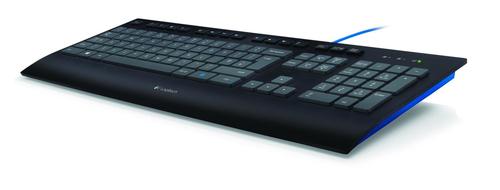 Logitech Comfort Keyboard K290, RU klaviatūra