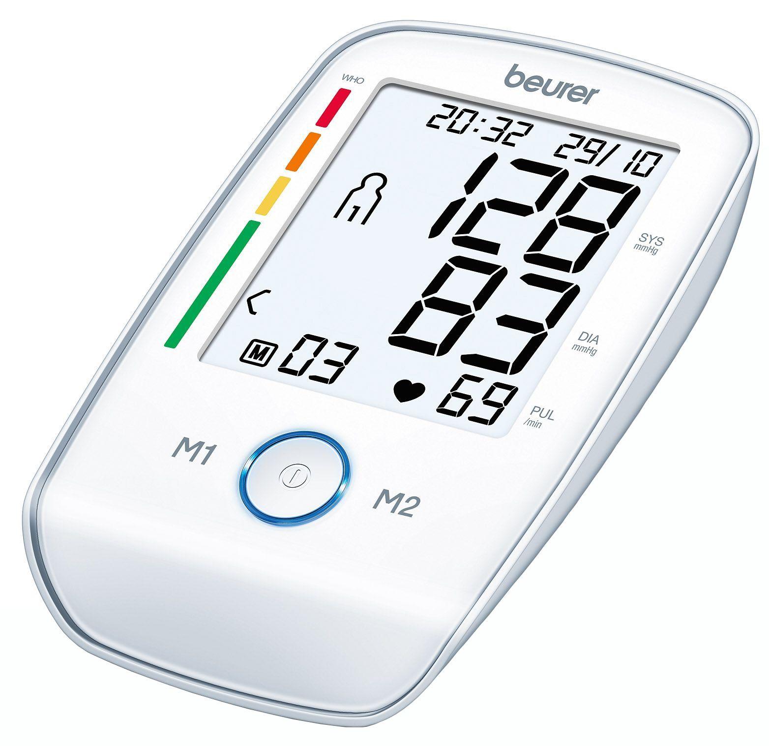 Beurer BM 45 asinsspiediena mērītājs