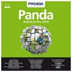 PANDA ANTIVIRUS PRO 2014 OEM 1PC 1Y programmatūra