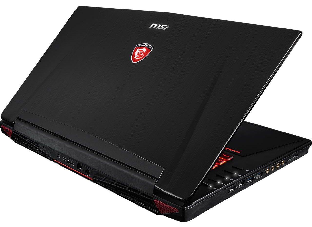 MSI GT72 Portatīvais dators
