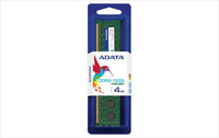 A-DATA 4GB DDR3 DIMM 1333 512x8  9 - Single Tray operatīvā atmiņa