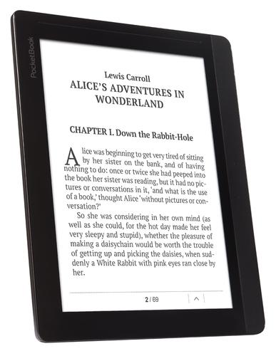 POCKETBOOK InkPad 8inch dark brown Elektroniskais grāmatu lasītājs