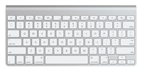 Apple Wireless Keyboard RUS aksesuārs