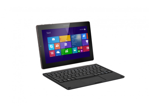 GOCLEVER TAB INSIGNIA 1010 WIN + Detachable Keyboard Planšetdators