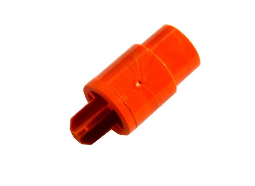 Pumpja gumijas vārsts divpusējs