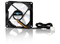 Fractal Design Silent Series R2 80mm case fan dzesētājs, ventilators