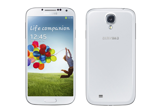 Samsung Galaxy S4 VE 16GB White Mobilais Telefons