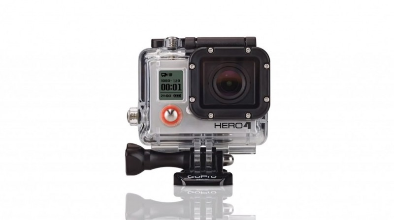 HERO4 Black Surf - English / French sporta action kamera