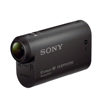 Sony AS30 FullHD Waterproof Black Video Kameras