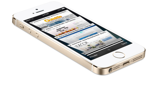 Apple iPhone 5S 16GB Gold Mobilais Telefons
