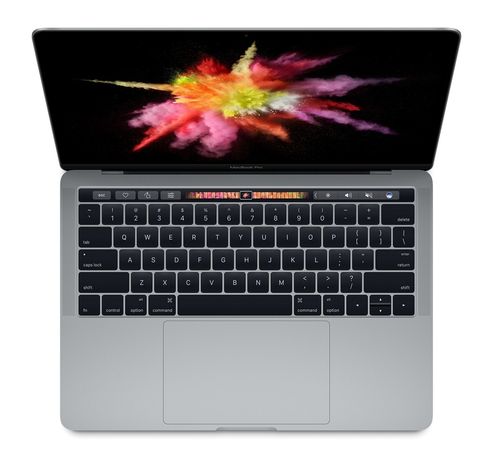 MacBook Pro 13-inch with Touch Bar Core i5 2.9GHz/8GB/256GB - SpaceGray Portatīvais dators