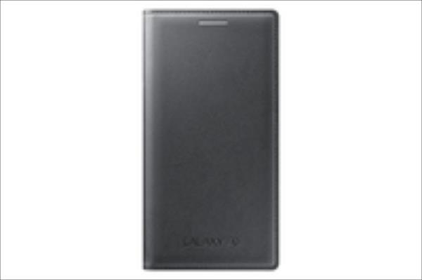 Samsung Galaxy A3 Flip Cover Black  EF-FA300BCEGWW aksesuārs mobilajiem telefoniem