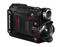 Olympus Tough TG-Tracker Full HD, Built-in microphone, Built-in speaker(s), Built-in display, LI-92B, Waterproof, Wi-Fi Video Kameras