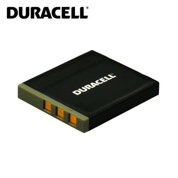 Duracell Premium Analogs Fujifilm NP-40 Akumulātors FinePix J50 V10 Pentax Optio A10 3.7V 700mAh