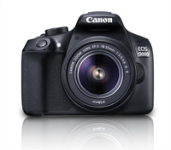 Canon EOS 1300D Kit + EF-S 18-55 IS II Spoguļkamera SLR