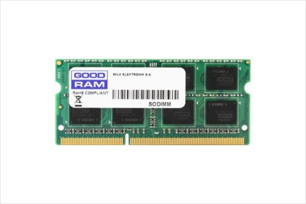 Goodram DDR3 SO-DIMM 2GB 1600MHz (1x2GB)