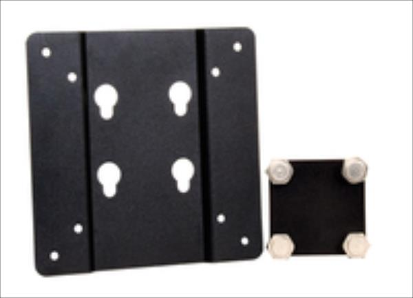 Chieftec WMK-04 VESA-mounting kit for IX-01B/IX-03B/IX-05B aksesuārs datorkorpusiem