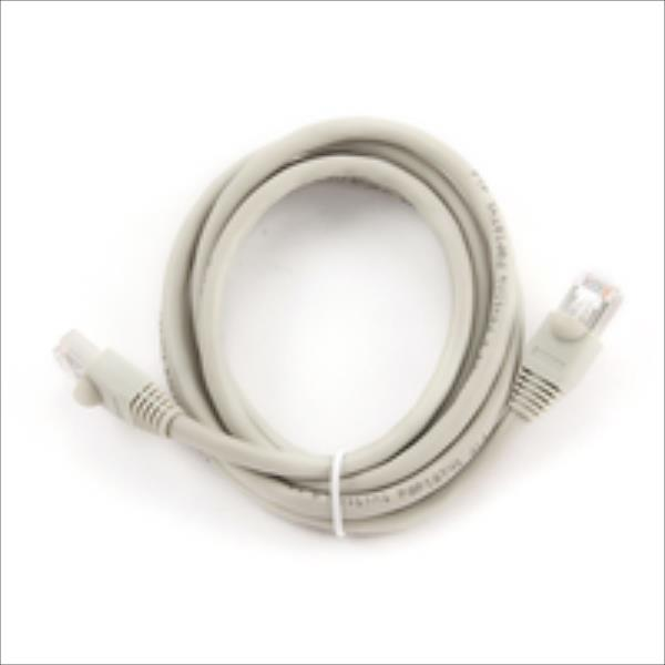 Gembird patchcord RJ45, cat. 6, FTP, 1.5m, gray tīkla kabelis