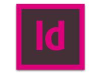 InDesign CC PL WIN/MAC - subskrypcja na rok programmatūra