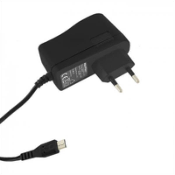 Qoltec AC adapter for Smartphone / Tablet | 5V | 2.1A | Micro USB | 1.4m lādētājs