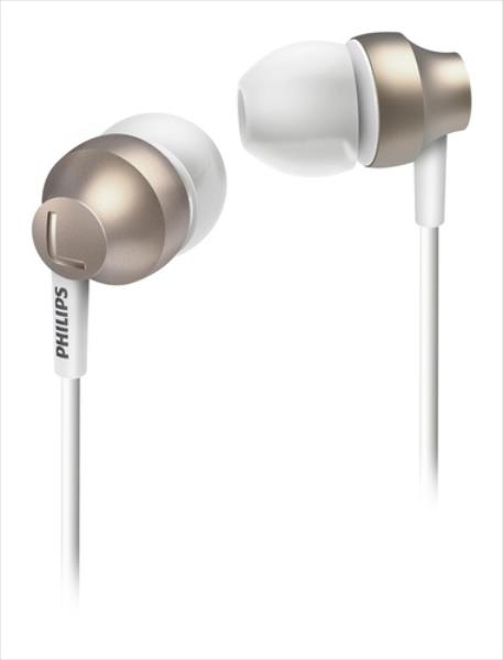 Philips SHE3850GD Gold/White austiņas