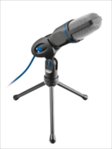 Trust MICO USB  mikrofons (20378) austiņas