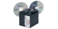 APC BatteryKit 700 1000 1400 1500 SU BP UPS aksesuāri