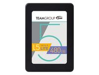 SSD 2,5 480GB Team L5 Lite SSD disks