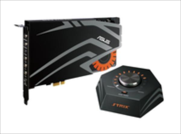 ASUS STRIX RAID PRO 7.1 Soundkarte, Stereo, PCI-E x1 skaņas karte