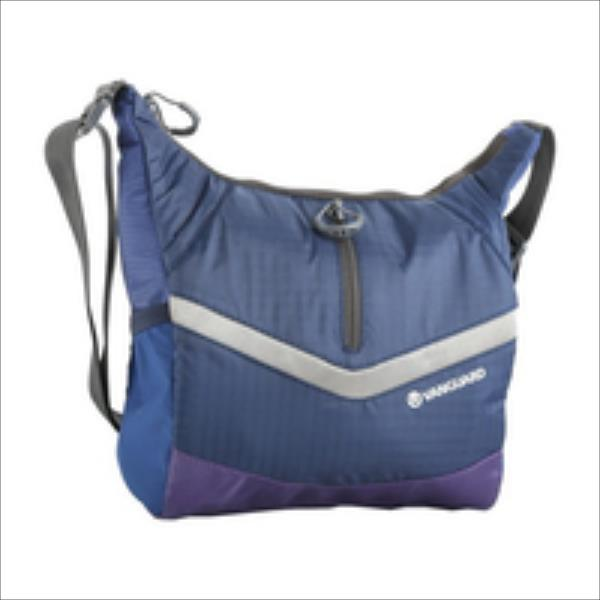Vanguard Reno 18BL Colour Blue, Three color fit to your styleOne bag for any occasion: can be used as photo bag or everyday bagEasy openingA portatīvo datoru soma, apvalks