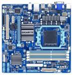 GIGA-BYTE MB AMD 760G/SB710 SAM3+ MATX/GA-78LMT-USB3 pamatplate, mātesplate
