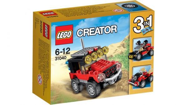 LEGO Creator Desert Race 31040 LEGO konstruktors