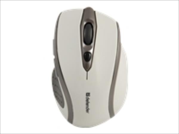 DEFENDER Wireless opt mouse Safari Datora pele