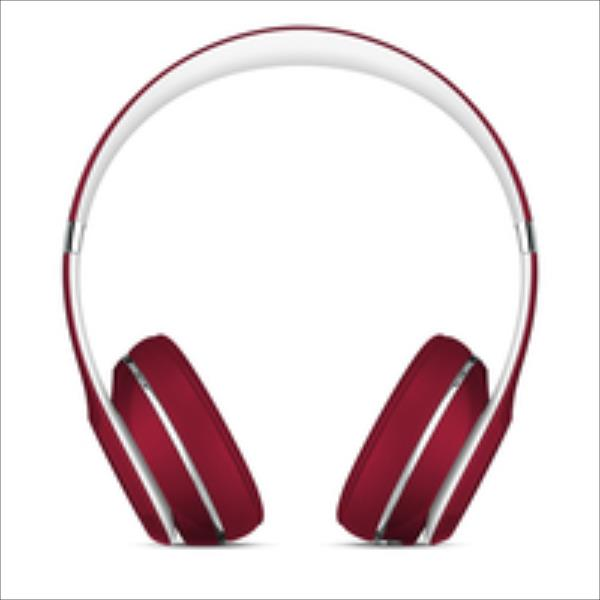 APPLE Beats Solo2 On Ear Headph. Red aksesuārs