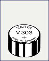VARTA argentic battery V303 (typ SR44) 1 pcs Baterija