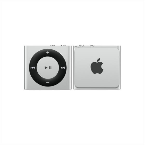 Apple iPod Shuffle 2GB silver MKMG2