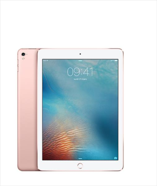Apple IPad Pro 9.7 Wi-Fi+Cellular 128GB Rose Gold Planšetdators