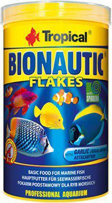Tropical Bionautic Flakes pokarm dla ryb morskich 100ml