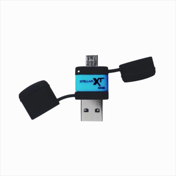 Patriot USB memory Stellar Boost XT 64GB, USB3.0, (r/w 110/20 MB/s) USB Flash atmiņa