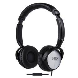 TDK ST-170 DJ STYLE smartphone control (Handsfree) austiņas austiņas