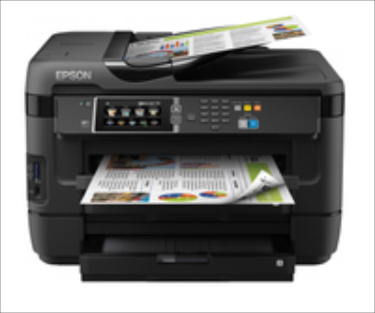 Epson Workforce WF-7620DTWF printeris
