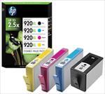 HP NO 920XL Combo-Pack kārtridžs