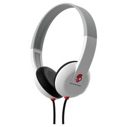 Skullcandy Uproar White/Gray/Red TTech new austiņas