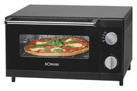 Bomann MPO2246CB Multi Pizza Black