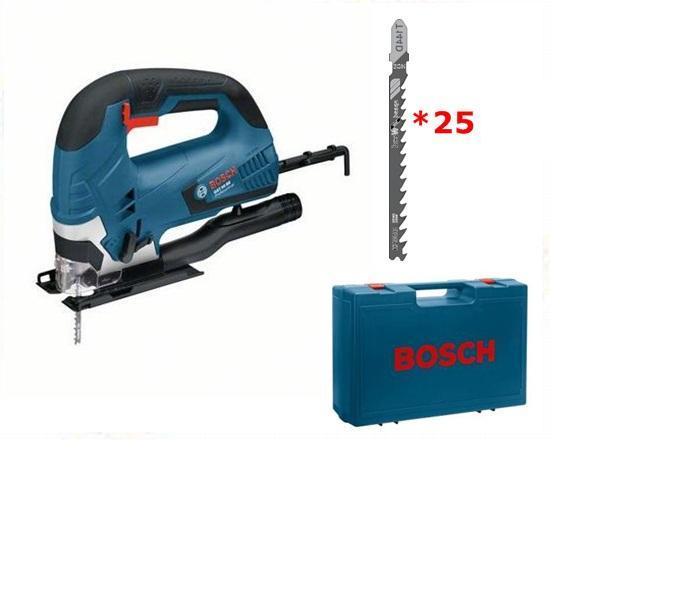 Bosch Jig Saw GST 90 650 W, Blade incl. Elektriskais zāģis