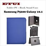 case Eko ādas maks ar rotējošu statīva mehānismu priekš Samsung maciņš, apvalks mobilajam telefonam