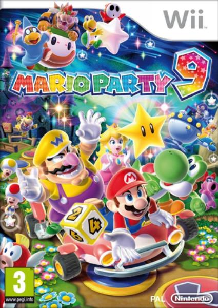 Mario Party 9 Selects (Wii) spēle