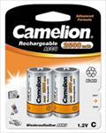 Camelion Rechargeable Batteries Ni-MH 2x C (R14) 2500mAh Baterija